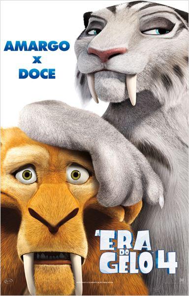 A Era do Gelo 4 : Poster