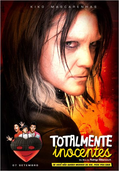 Totalmente Inocentes : poster