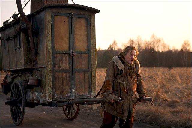 O Homem que Ri : Foto Gérard Depardieu