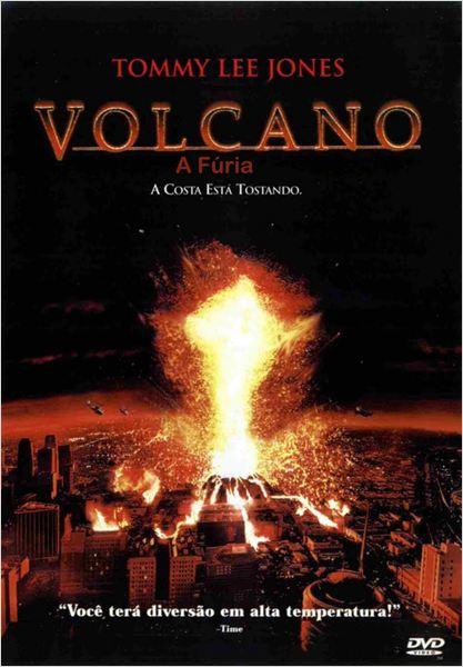 Volcano - A Fúria : poster