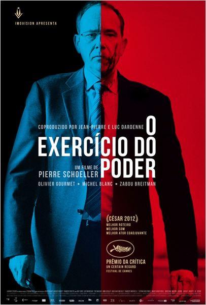 O Exercício do Poder : poster