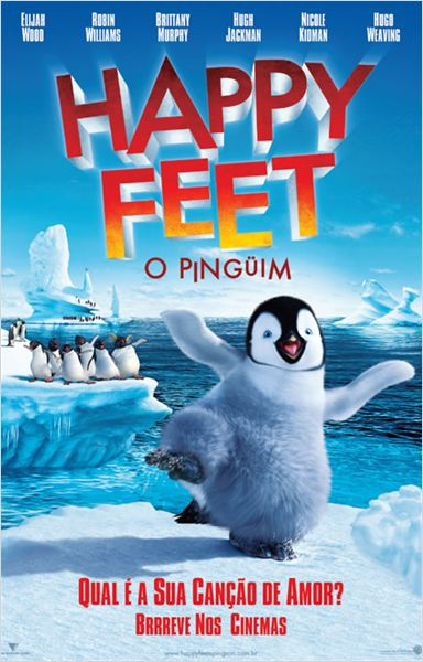 Happy Feet - O Pingüim : poster