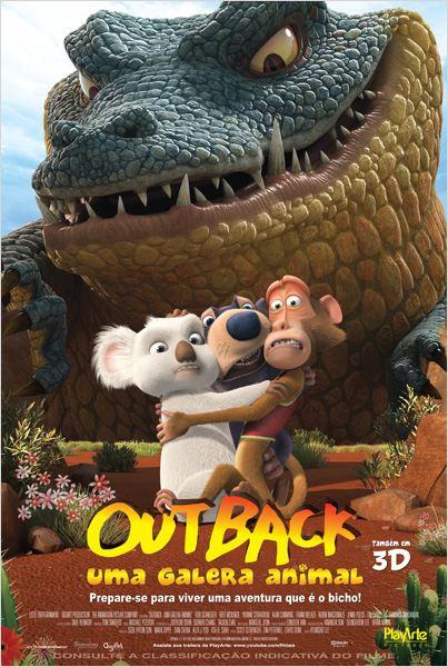 Outback - Uma Galera Animal : Poster