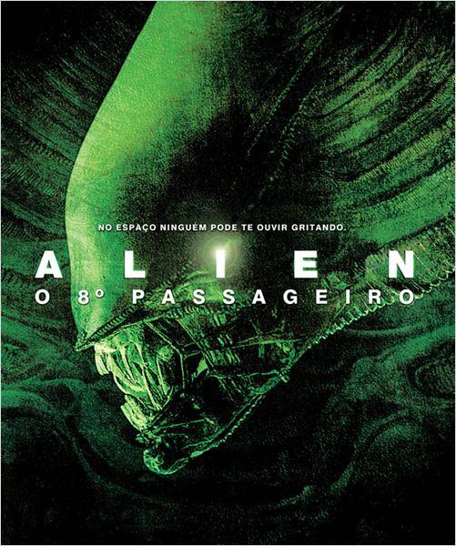 Alien, o 8º Passageiro – Full HD 1080p
