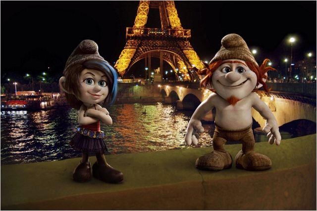 Os Smurfs 2 : Foto