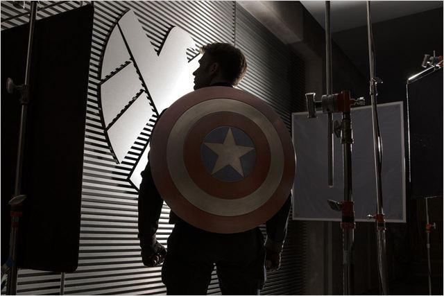Capitão América 2 - O Soldado Invernal : Foto Chris Evans