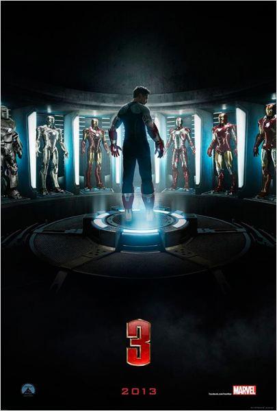 Homem de Ferro 3 : poster