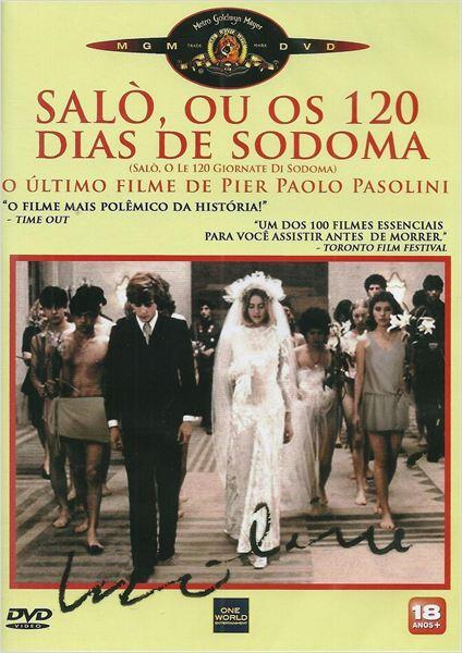 Saló ou Os 120 Dias de Sodoma : Poster