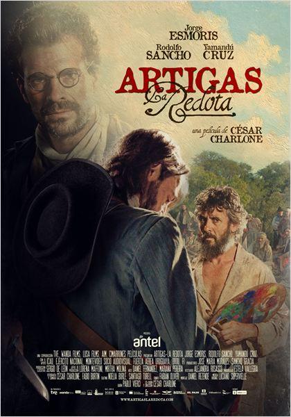 Artigas - La Redota : Poster