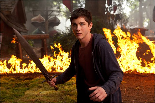Percy Jackson e o Mar de Monstros : Foto Logan Lerman