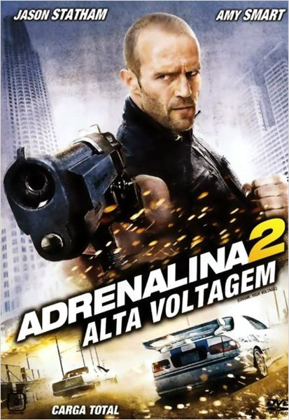 Adrenalina 2 - Alta Voltagem : Poster