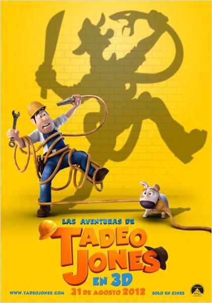 As Aventuras de Tadeo : Poster