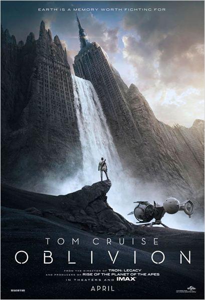 Oblivion : Poster