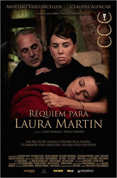 Réquiem para Laura Martin : Poster