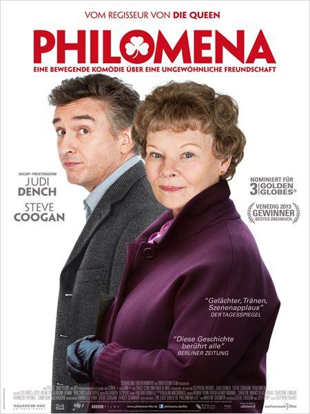 Philomena : Poster