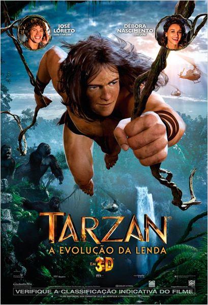 Tarzan - A Evolução da Lenda : Poster