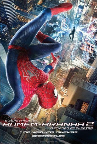 O Espetacular Homem-Aranha 2 - A Ameaça de Electro : Poster