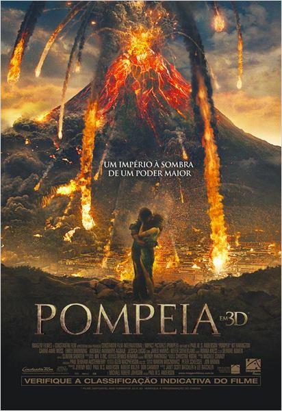 Pompeia : Poster