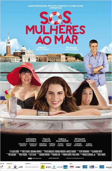 S.O.S. - Mulheres ao Mar : Poster