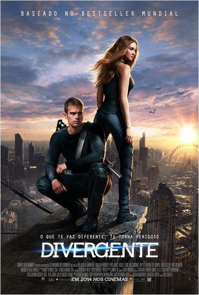 Divergente : Poster