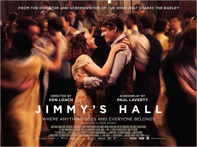 Jimmy's Hall : Poster