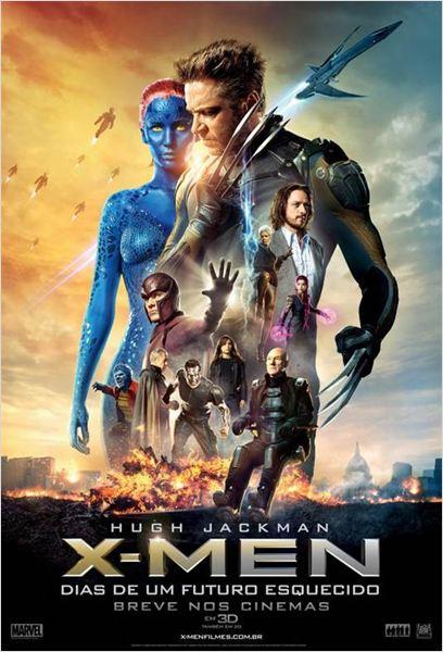 X-Men: Dias de um Futuro Esquecido : Poster