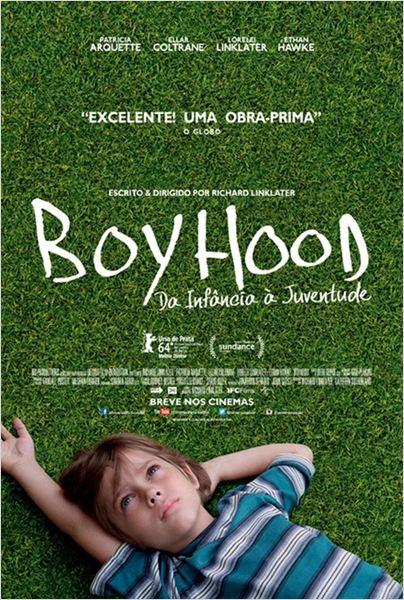 Boyhood - Da Infância à Juventude : Poster