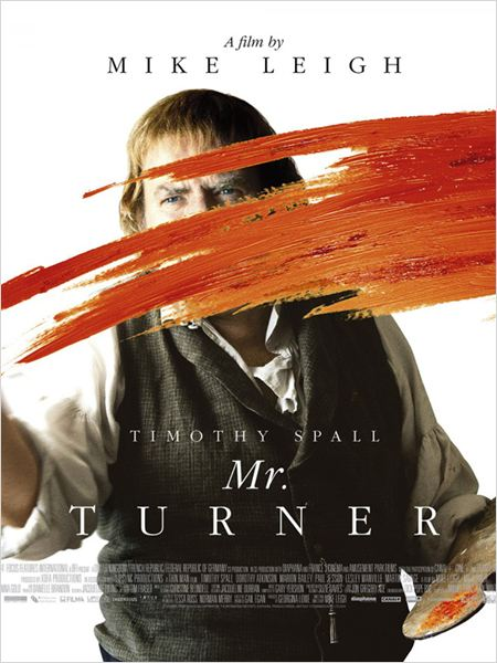 Mr. Turner : Poster