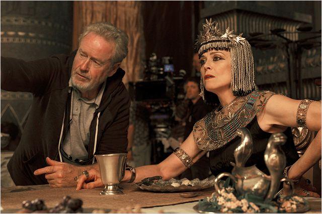 Êxodo: Deuses e Reis : Foto Ridley Scott, Sigourney Weaver