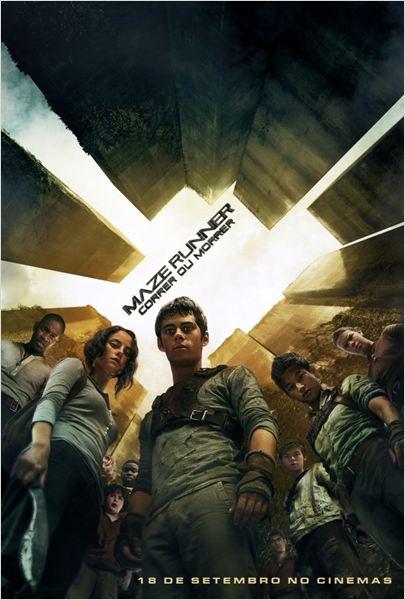 Maze Runner - Correr ou Morrer : Poster