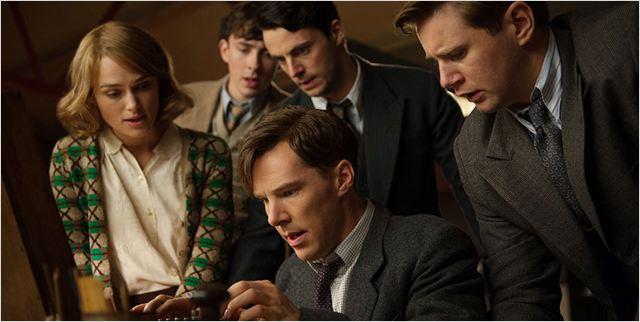 O Jogo da Imitação : Foto Allen Leech, Benedict Cumberbatch, Keira Knightley, Matthew Beard, Matthew Goode