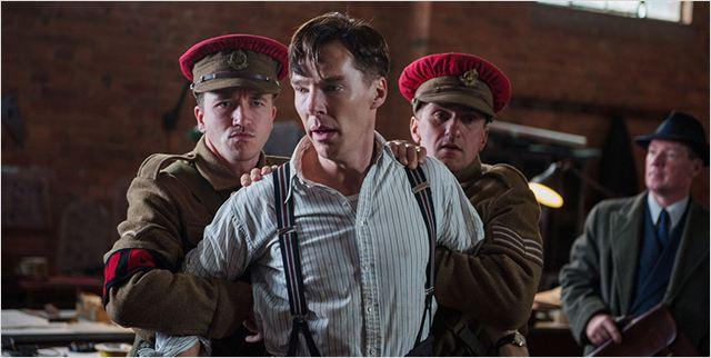 O Jogo da Imitação : Foto Benedict Cumberbatch