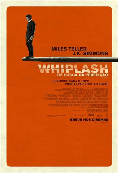 Whiplash - Em Busca da Perfeição : Poster
