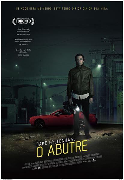 O Abutre : Poster