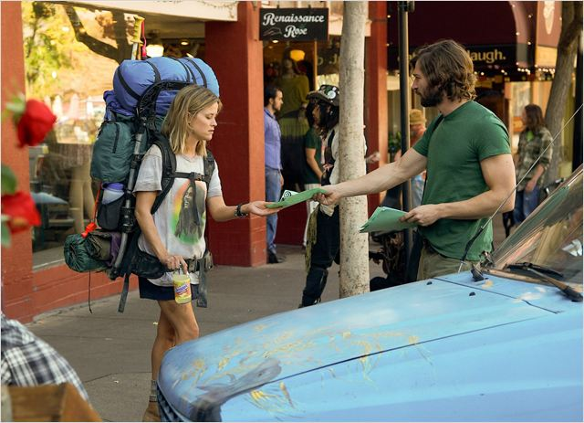Livre : Foto Michiel Huisman, Reese Witherspoon