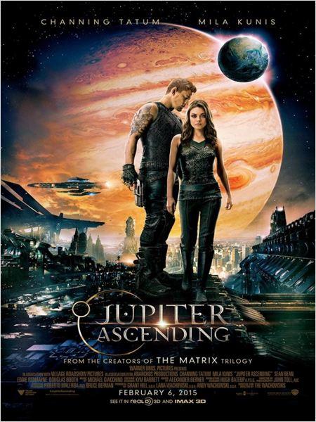 O Destino de Júpiter : Poster