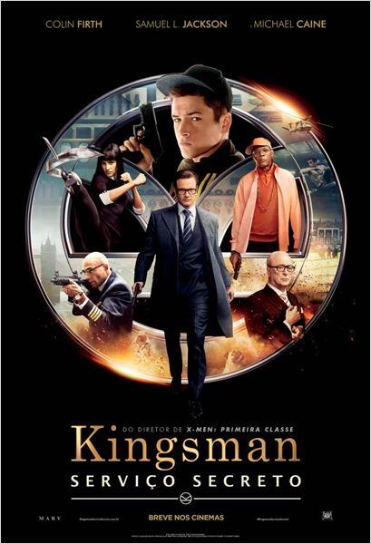 Kingsman - Serviço Secreto : Poster