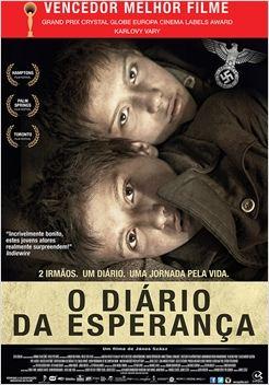 O Diário da Esperança : Poster