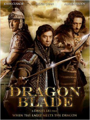 Dragon Blade : Poster