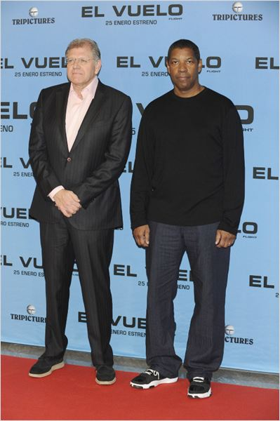 Vignette (magazine) Denzel Washington, Robert Zemeckis