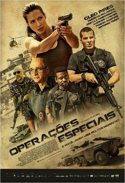Operações Especiais : Poster
