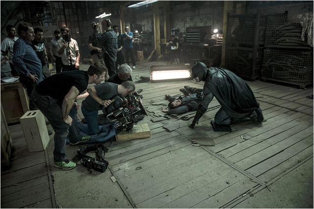 Batman Vs Superman - A Origem Da Justiça : Foto Ben Affleck, Zack Snyder