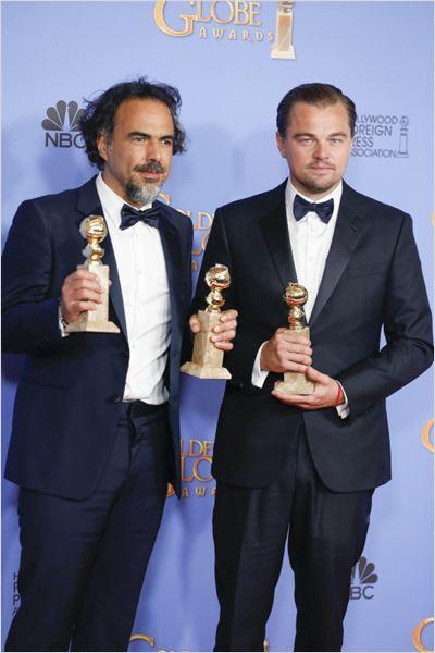 O Regresso : Vignette (magazine) Alejandro González Iñárritu, Leonardo DiCaprio