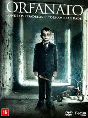 Orfanato - Onde os Pesadelos se Tornam Realidade Torrent Dublado (2016)
