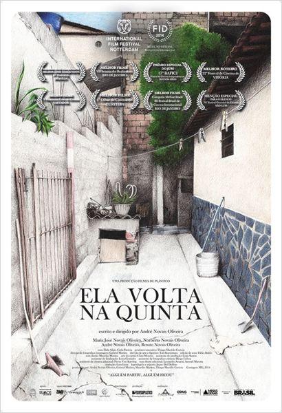 Ela Volta na Quinta : Poster