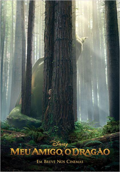 Meu Amigo, o Dragão : Poster