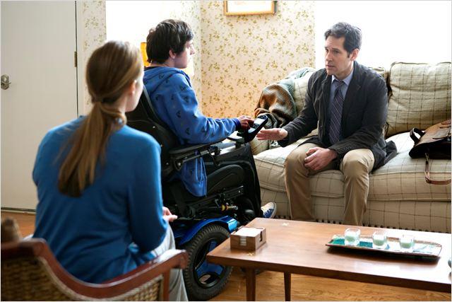 The Fundamentals Of Caring : Foto Craig Roberts, Paul Rudd