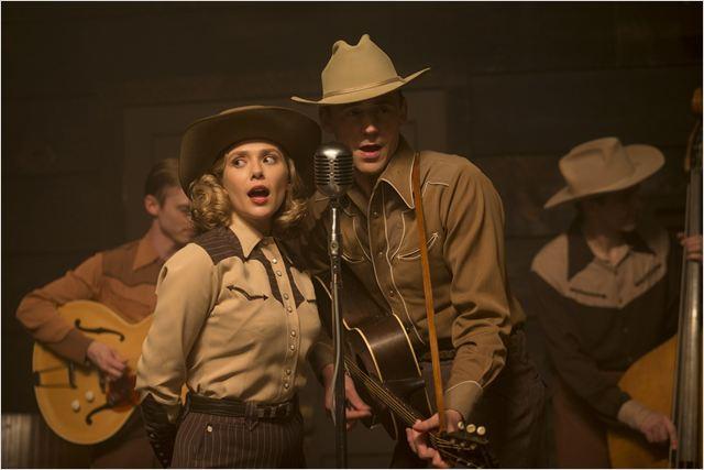 A Jornada de Hank Williams : Foto Elizabeth Olsen, Tom Hiddleston