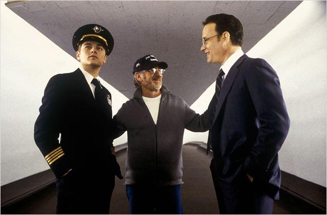 Prenda-me Se For Capaz : Foto Leonardo DiCaprio, Tom Hanks
