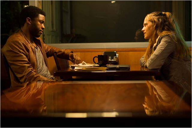 Message from the King : Foto Chadwick Boseman, Teresa Palmer